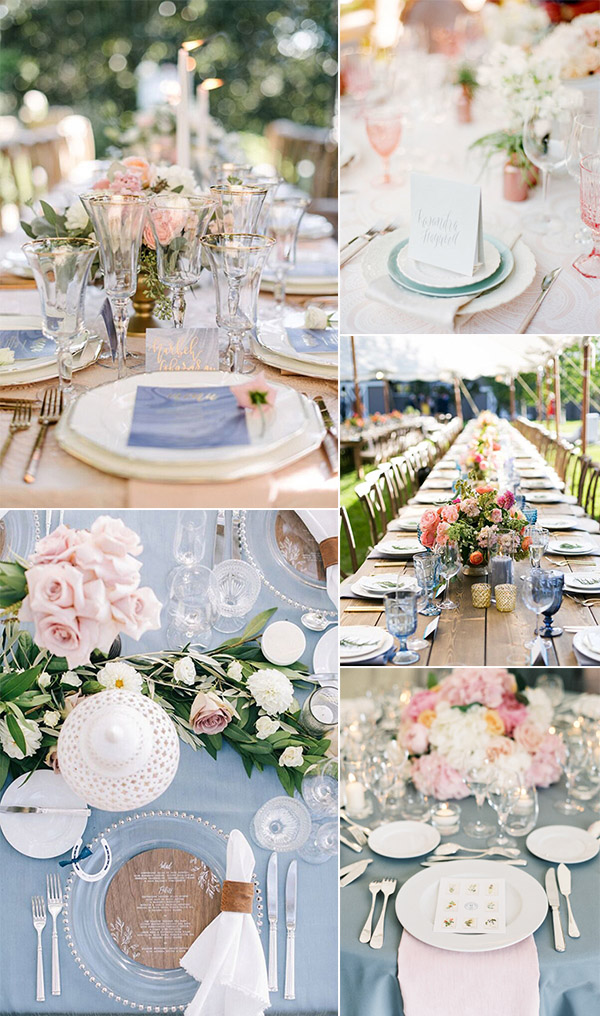 Rose-Quartz-and-Serenity-wedding-table-decoration-ideas-pink-and-blue