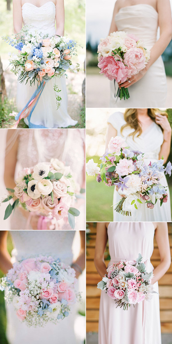 pink-and-blue-hued-wedding-bouquets-for-2016-trends