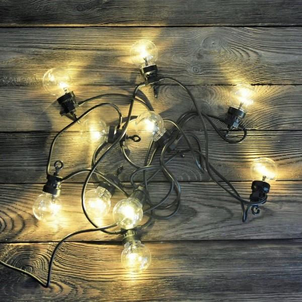 lampki na kablu