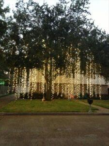 kurtyny świetlne LED