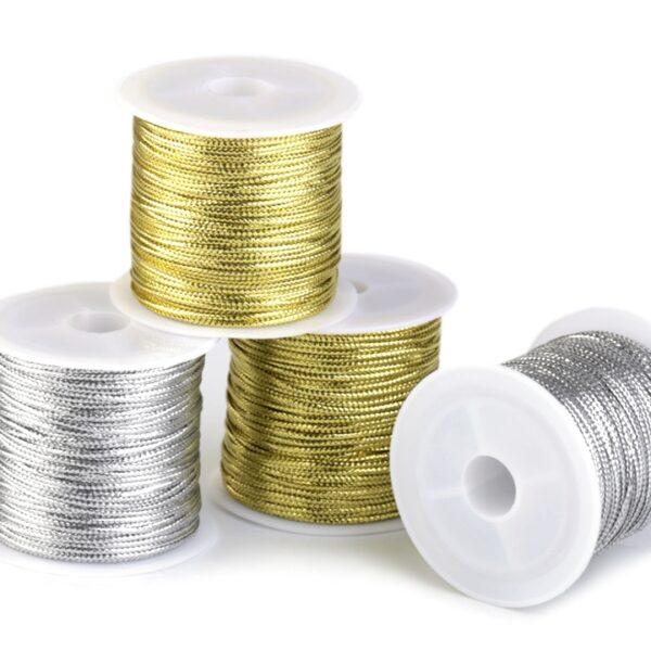 zloty-i-srebrny–sznurek-dekoracyjny-z-lureksem